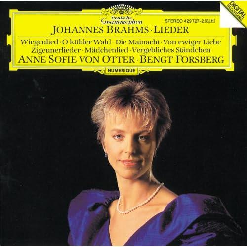 Brahms: Fünf Lieder, Op. 49 - 4. Wiegenlied