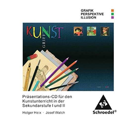 KunstGriff / Lernsoftware: KunstGriff: Grafik, Perspektive, Illusion