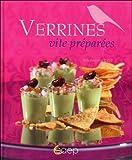 Telecharger Livres Verrines vite preparees (PDF,EPUB,MOBI) gratuits en Francaise