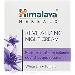 Himalaya Herbals Revitalizing Night Cream, 50gm