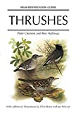 Thrushes (Helm Identification Guides) - Peter Clement