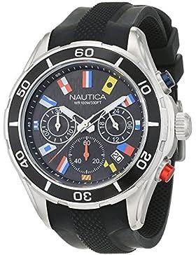 Nautica Herren-Armbanduhr NAD16537G
