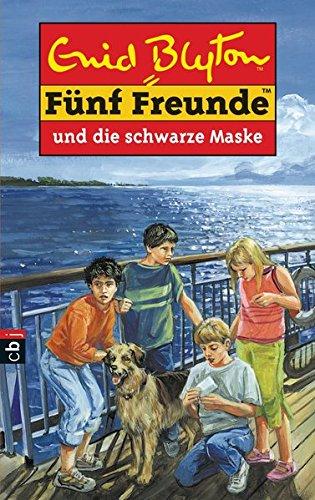 Fünf Freunde, Neubearb., Bd.28, Fünf Freunde und die schwarze Maske (Einzelbände, Band 28)
