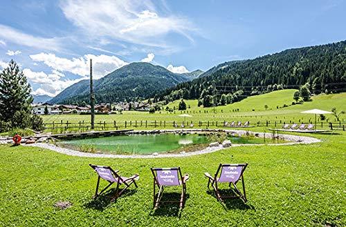 Jochen Schweizer Geschenkgutschein: Übernachtung im Hüttendorf Raum Salzburger Land für 2