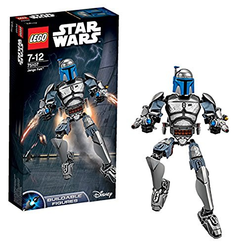 LEGO Star Wars 75107 - Jango Fett (Blaster Fett Jango)