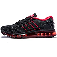 Onemix Zapatos para Correr en Montaña y Asfalto Aire Libre y Deportes Zapatillas de Running Padel