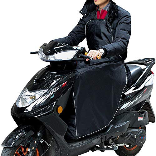 Cubre Piernas Moto Scooter Impermeable para Motos Piernas Manta Cubre Piernas Oxford