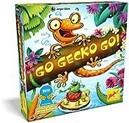 Zoch 601105129 - Go Gecko Go! - Nominiert zum Kinderspiel des Jahres 2019, Gemeinschaftsspiel für die ganze Fa