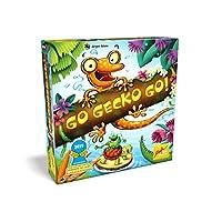 Zoch-601105129-Go-Gecko-Go-Nominiert-zum-Kinderspiel-des-Jahres-2019 Zoch 601105129 – Go Gecko Go! – Nominiert zum Kinderspiel des Jahres 2019, Gemeinschaftsspiel für die ganze Familie, für 2-4 Spieler und Kinder ab 6 Jahren -