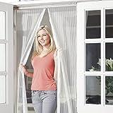 Best Screen Doors - JML Snap Screen Magnetised Mesh Door Curtain: Bugs Review