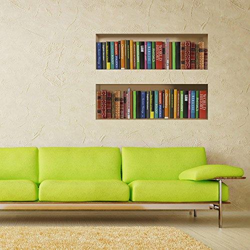 bluelover-libreria-3d-equitazione-lattice-parete-stickers-pag-rimovibile-griglia-wall-art-stickers-r