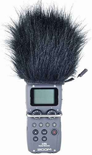 Master Sound Outdoor Windscreen Muff for recorders ZOOM H5 and ZOOM H6, to protect the record from the wind, easy to put on hand recorders, made in the EU from certified, high-quality and reliable materials, Record in a high quality!