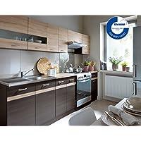 Einbauküche weiß günstig  Küchenzeilen | Amazon.de
