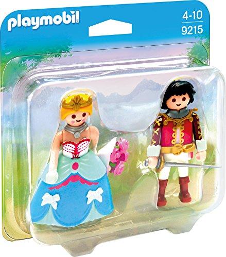 Playmobil 9215 - Duo Pack Prinzenpaar (König Königin Playmobil Und)