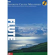 Favorite Celtic Melodies 12 Solo Arrangements Flt Bk/Cd
