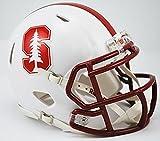 NCAA Stanford Cardinal Speed Mini Helm, klein, rot