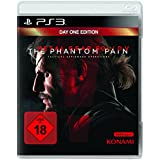 Metal Gear Solid V: The Phantom Pain - Day One Edition – [PlayStation 3]