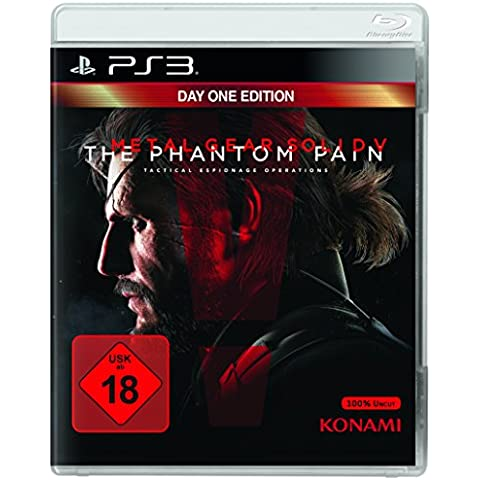 Metal Gear Solid 5: The Phantom Pain Day One Edition (PS3)