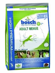 Bosch 44096 Hundefutter Adult Menue 3 kg