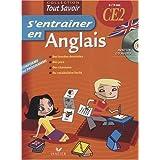 S'entraîner en Anglais CE2 (1CD audio)