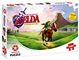 Winning Moves 11132 Puzzle - The Legend of Zelda Ocarina of Time 1000 Teile