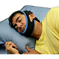 Pro11 wellbeing Stop Snoring Sleep Apnea Chin Strap - Anti Snore Solution for Good Morning with sleep booklet... preisvergleich bei billige-tabletten.eu