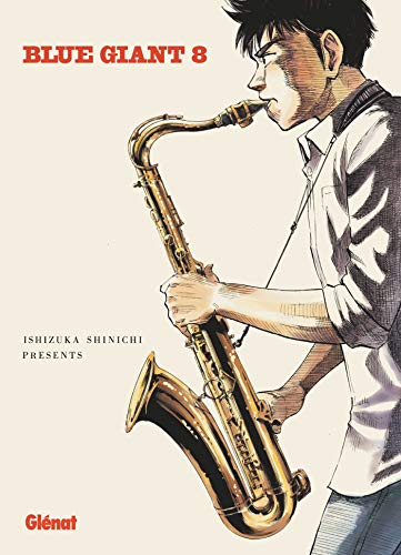 Blue Giant - Tenor saxophone | Miyamoto Dai Edition simple Tome 8