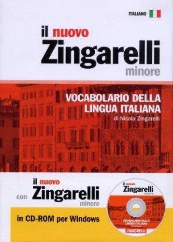 Il nuovo Zingarelli minore. Vocabolario della lingua italiana. Con CD-ROM