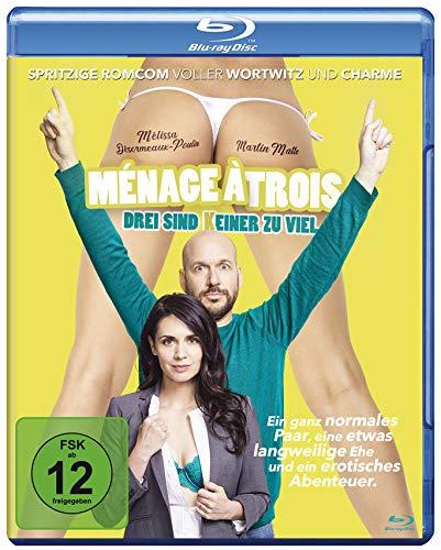 Ménage à trois - Drei sind (k)einer zu viel [Blu-ray]