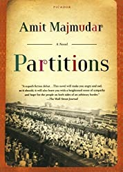Partitions: A Novel by Amit Majmudar (2012-07-03)