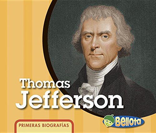 Thomas Jefferson (Primeras Biografías/ First Biographies) por Cassie Mayer