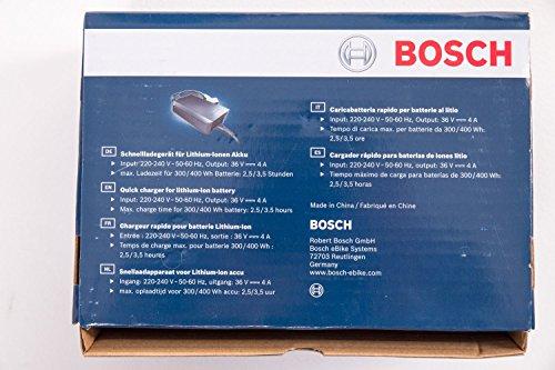 Bosch e-bike Schnell Ladegerät, Power Charger, Reiselader - 5