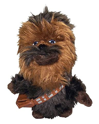 Joy Toy 741439 - Chewbacca Plüsch, 20 cm