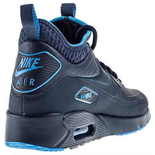 Nike Air Max 90 Metà Inverno Blu Scuro