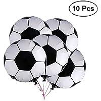 """NUOLUX 10 piezas de 18 """"globos de papel de aluminio Airballoon fiesta de cumpleaños decoración de la fiesta"""