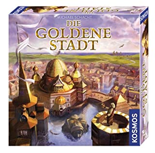 KOSMOS 6902050 - Die goldene Stadt (B001OQVPE4) | Amazon price tracker / tracking, Amazon price history charts, Amazon price watches, Amazon price drop alerts