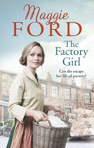 The Factory Girl by Maggie Ford (2015-05-21)