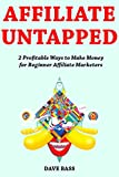 Affiliate Untapped: 2 Profitable Ways to Make Money for Beginner Affiliate Marketers (English Edition)
