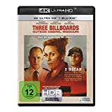 Three Billboards Outside Ebbing, Missouri (4K Ultra HD) [Blu-ray]