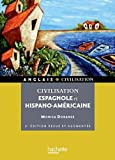 Image de Civilisation espagnole et hispano-américaine