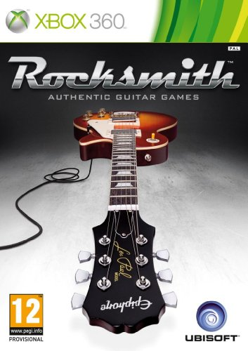 Rocksmith (Inklusive Kabel) [At PEGI] [Importación Alemana]