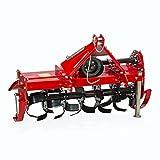 DEMA Bodenfräse/Heckfräse 125 für Traktoren 20-30 PS