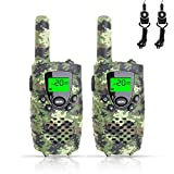 Best Walkie Talkies For Kids - Fairwin Walkie Talkies for Kids, Up to 4-Mile Review