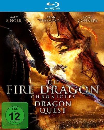 Bild von The Fire Dragon Chronicles - Dragon Quest [Blu-ray]