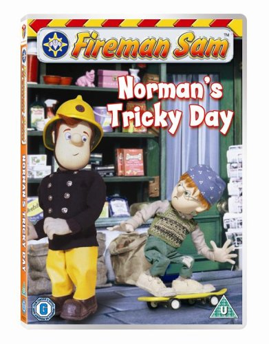 Image of Fireman Sam - Norman's Tricky Day [DVD]