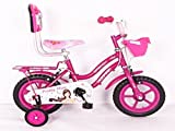 #7: Kross Pretty Miss 12T Pink 402376 Recreation Cycle (Pink, White)