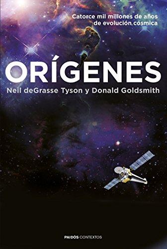 Descargar Libro Orígenes (Contextos) de Neil deGrasse Tyson