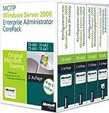 MCITP Windows Server 2008 Enterprise Administrator CorePack - Original Microsoft Training für Examen 70-640, 7