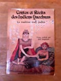 Telecharger Livres Contes et recits des indiens quechuas (PDF,EPUB,MOBI) gratuits en Francaise