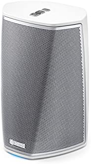 Denon HEOS - Altavoz (Wi-Fi, Bluetooth, USB, Spotify, Aux-In), Color Blanco